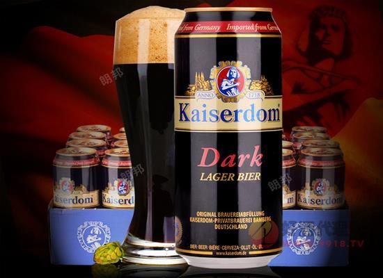 德國大麥黑啤酒500ml
