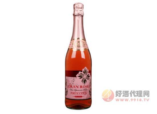 金裝金妃艷高泡桃紅葡萄酒價格
