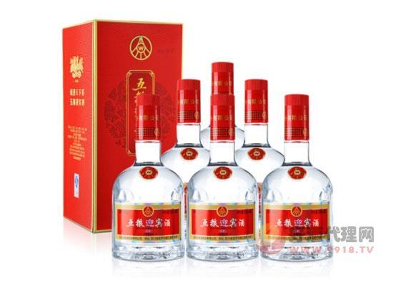 52°五糧液股份迎賓酒價格(精釀)