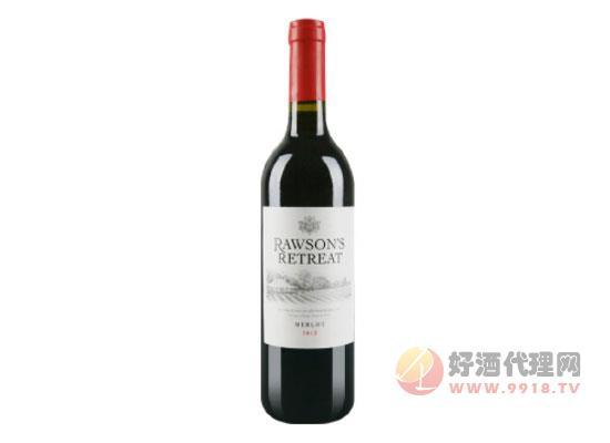 澳大利亞原瓶進口紅酒奔富洛神山莊梅洛干紅葡萄酒價格