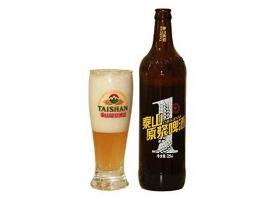 泰山啤酒最新价格表