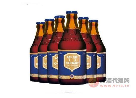 智美藍帽 Chimay 精釀啤酒價格330ml