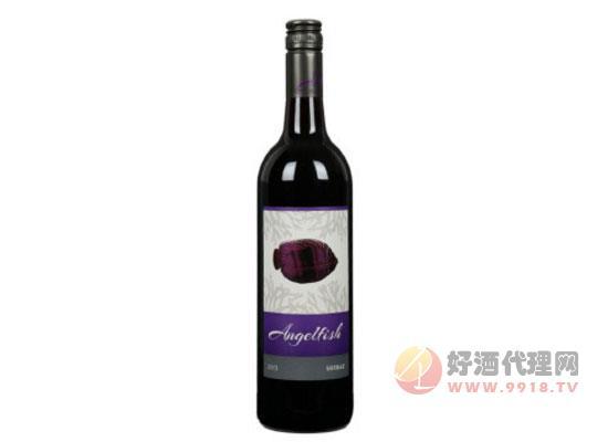 天使魚珊瑚系列西拉紅葡萄酒價格