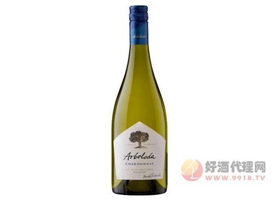 珍木莊園(阿波雷達)霞多麗干白葡萄酒價格