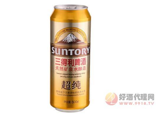 三得利尊釀超純啤酒價格500ml