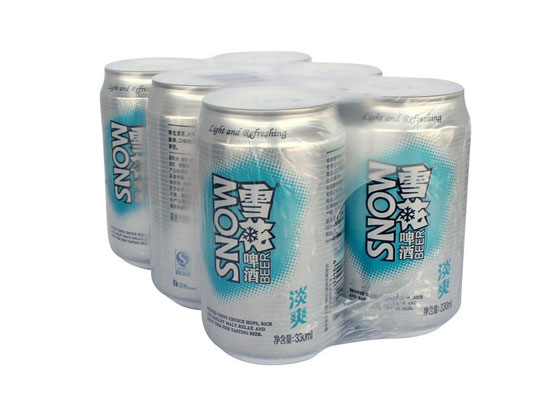 雪花淡爽啤酒价格表