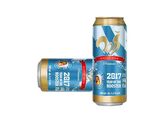 德拉克雞年珍藏版小麥啤酒價格 500ml