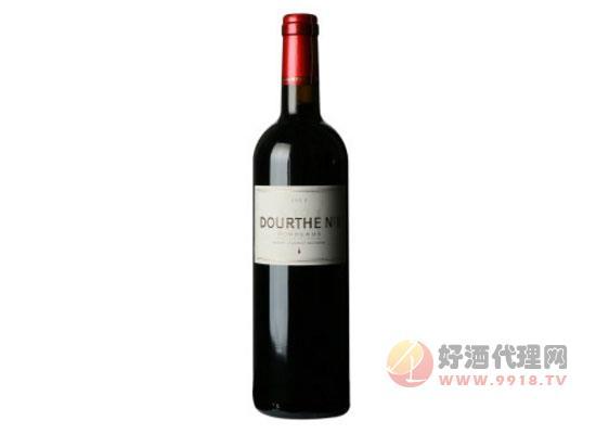 杜夫一號波爾多紅葡萄酒價格