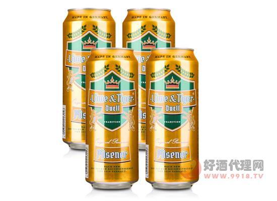 德國獅虎爭霸比爾森啤酒價格