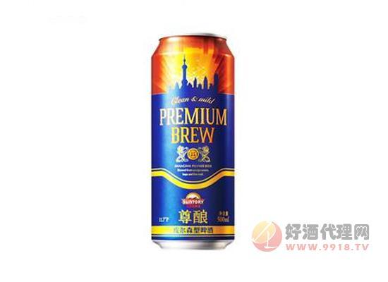 三得利尊釀啤酒最新價格500ml