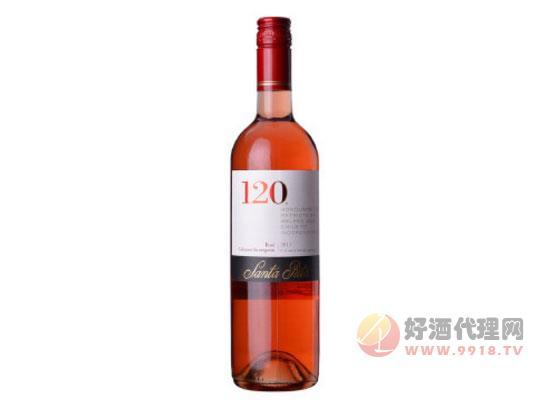 桑塔麗塔120加本力桃紅葡萄酒價格