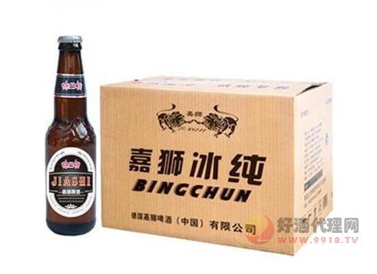 德国嘉狮啤酒黑啤酒价格