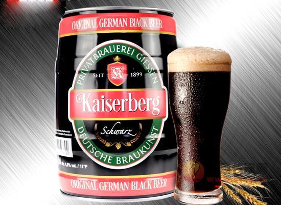 凯撒伯格黑啤酒价格