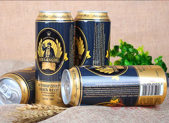 希德精酿黑啤酒价格