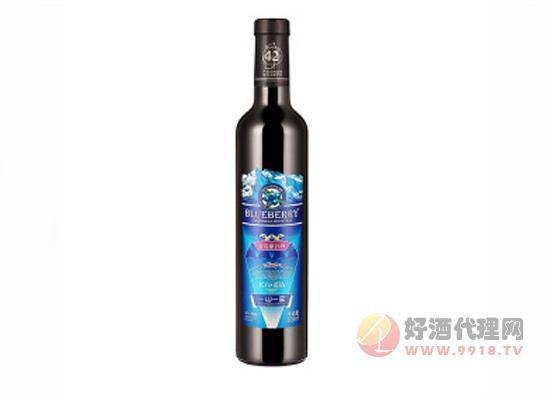 獨秀山藍莓果酒價格