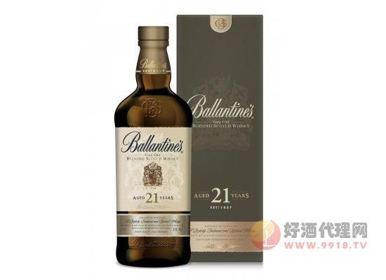 百齡壇21年威士忌價格