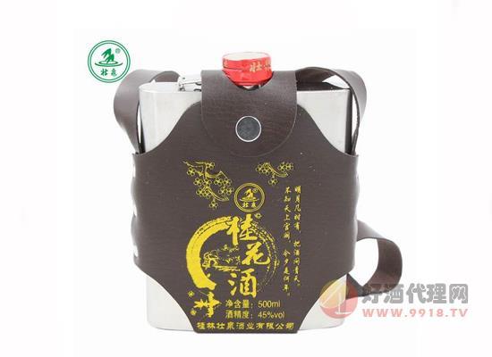 壯泉桂林桂花酒價格