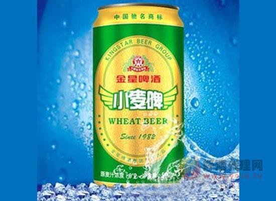 金星小麦啤酒500ml价格