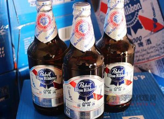 美国蓝带啤酒反战版多少钱一瓶
