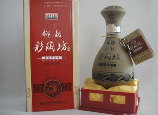 仰韶傳奇經典陶香型白酒貴嗎