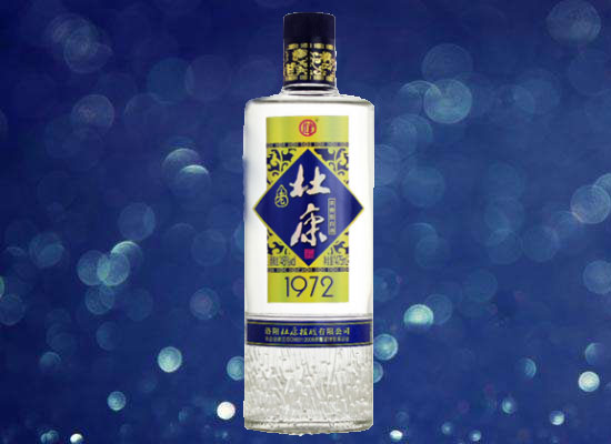 46°老杜康酒1972的价格原来这么便宜啊!