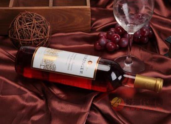 半甜桃紅葡萄酒的價格