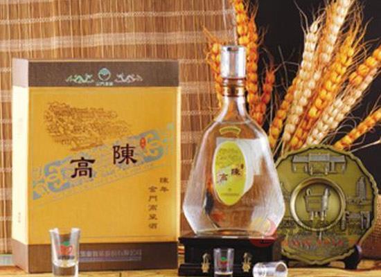 臺灣金門高粱酒陳年高粱的價格是多少