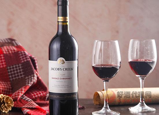 古老的澳大利亚葡萄酒品牌——杰卡斯的价格