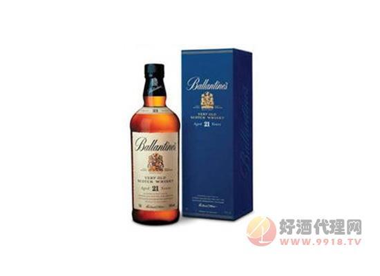 百齡壇21年威士忌的價格讓你大吃一驚!
