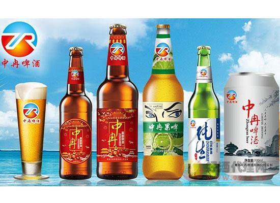 青岛中冉啤酒有限公司携手好酒代理网共创辉煌!