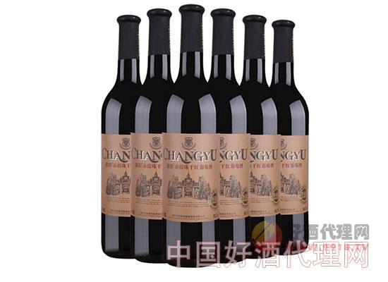 张裕葡萄酒价格表