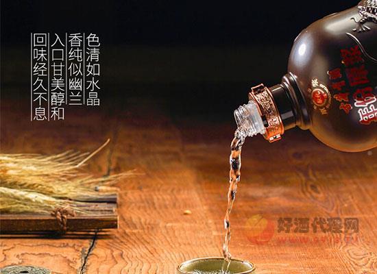 古井貢酒年份原漿 獻禮版 濃香型白酒價格