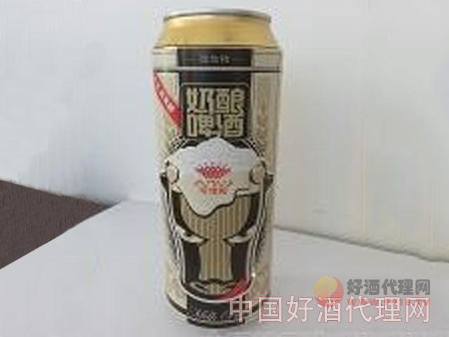 非帝奶啤酒