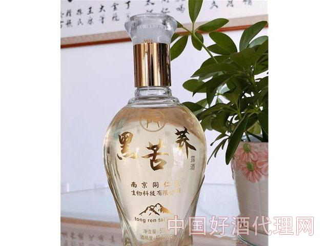 同仁堂苦荞酒露酒500ml