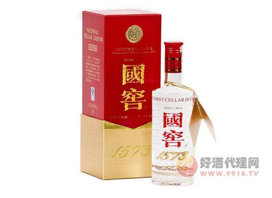 国窖1573  500ml浓香型白酒价格