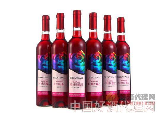 長城(GreatWall)紅酒