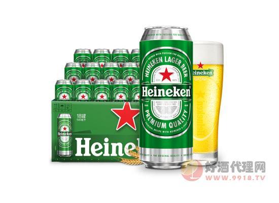 荷蘭喜力 500ml啤酒價格
