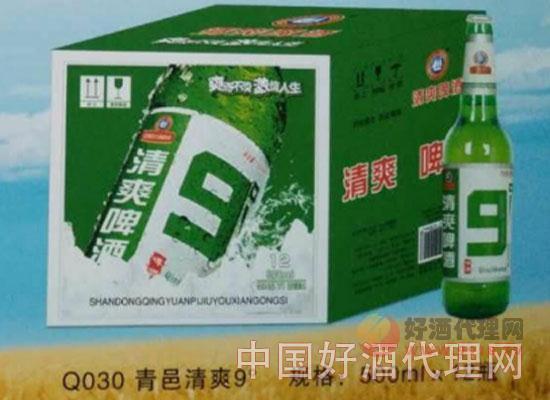 青邑清爽9°500mlX12瓶