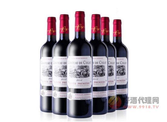 古佳酒莊bordeaux紅酒價格是多少?