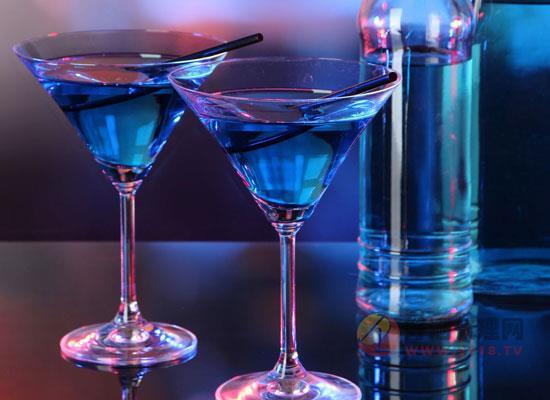 蓝色星期一鸡尾酒 试饮组合价格