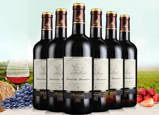 法國進口紅酒羅莎維克多 箱裝葡萄酒價格