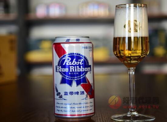 藍帶啤酒經典 黃啤酒箱裝價格