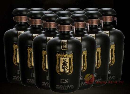 董酒大器E26董香型白酒60度250ml價格