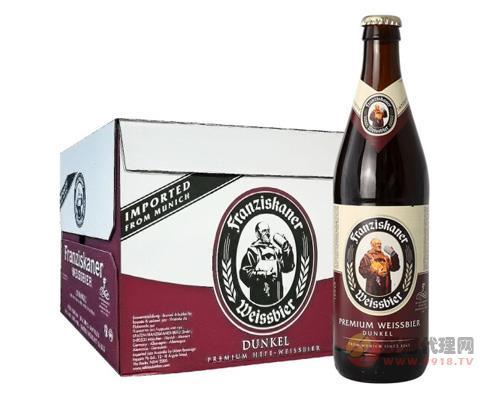 德国进口教士范佳乐小麦黑啤酒什么钱一箱?