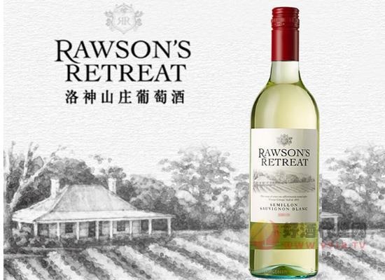 奔富系列洛神山莊賽美蓉長相思干白葡萄酒 750ml價格
