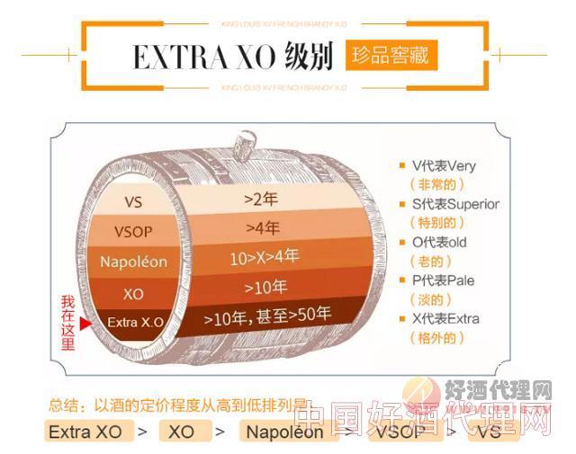 XO是eXtra Old的简称