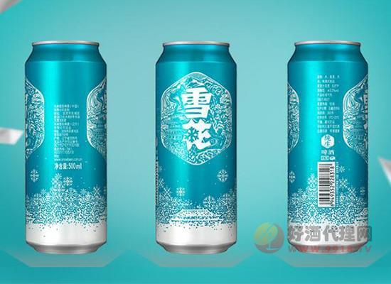 華潤雪花啤酒馬爾斯綠500*12聽裝價格