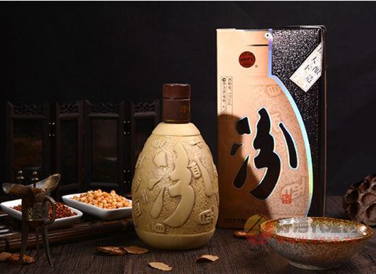 清香型汾酒紫砂系列53°475ml價格