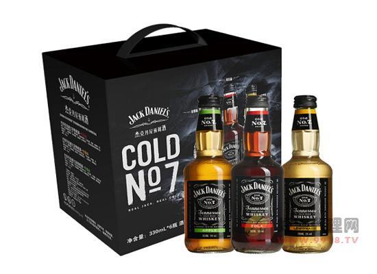 洋酒杰克丹尼威士忌单瓶箱装价格