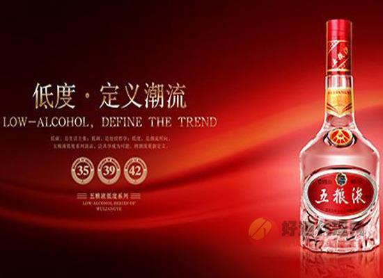 清香型白酒国际化,不再有高度酒低度酒区分